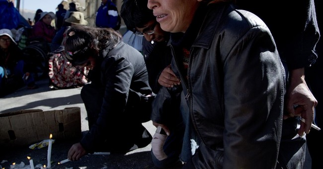 Bolivia: 2 disabled protesters killed in a demonstration