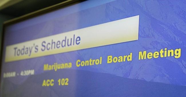 Alaska marijuana regulators approve first licenses
