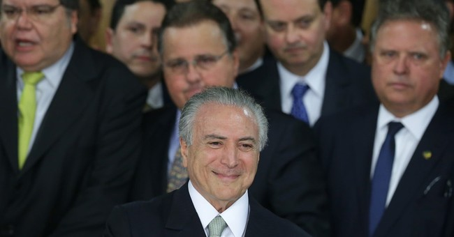 Scandal-prone Brazil government casts doubt on impeachment
