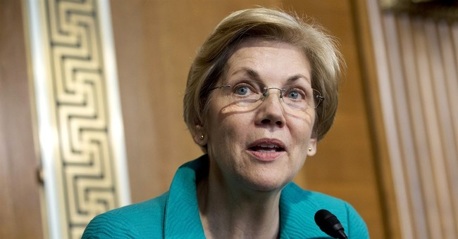 Warren on attack against Trump as she gets behind Clinton
