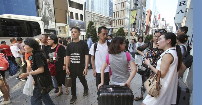 BY THE NUMBERS: Japanese visas soar with tourism push