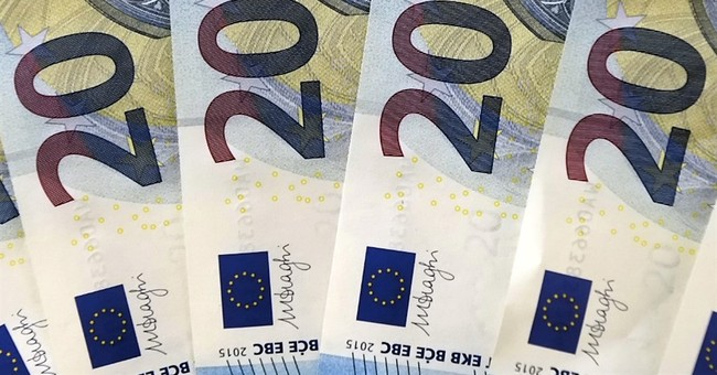 Join the euro? We'll get back to you on that