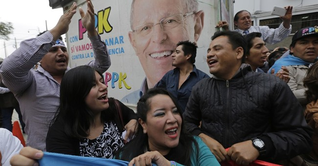 A glance at Peru's presidential election