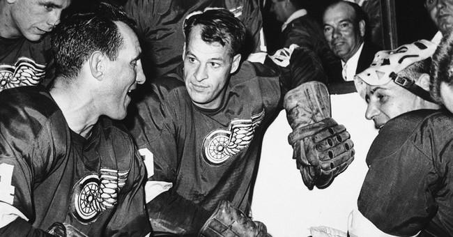 Column: 'Mr. Hockey' equal parts sharpshooter, brawler