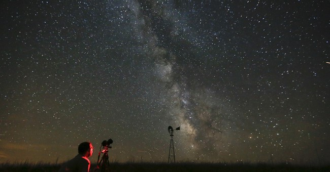 Lights drown out Milky Way for third of world's population