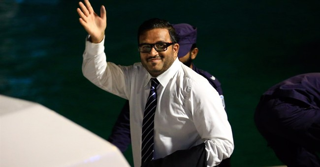 Maldives ex-VP  jailed for 15 years for attempt on president