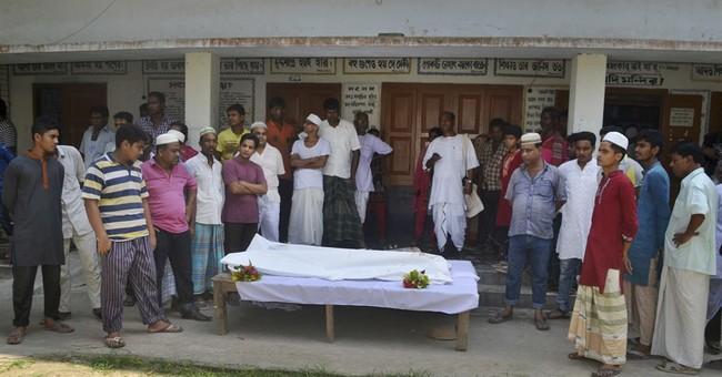 Hindu holy man hacked to death in Bangladesh
