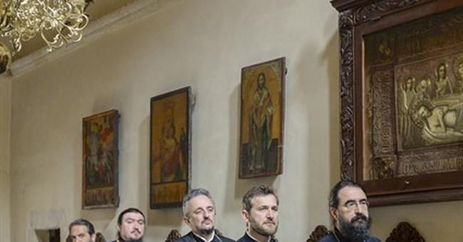 Bulgarian church says it wont's attend Orthodox synod