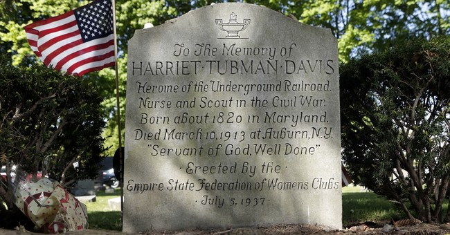 Tubman Town: New face of $20 could be honored with US park
