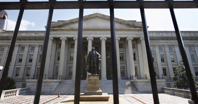 US budget deficit shrank in May