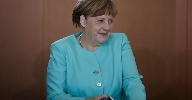 Germany's Merkel stresses she hopes Britain will stay in EU