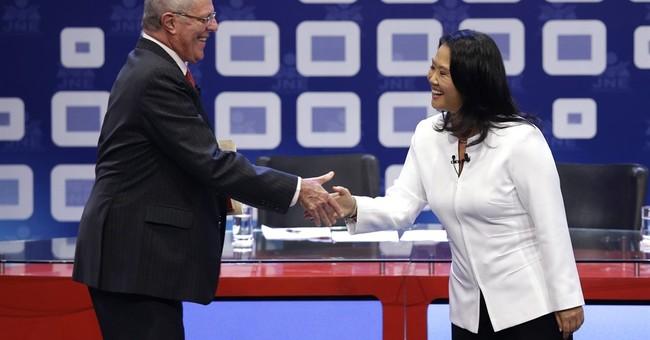 Freeing Fujimori may smooth the way for next Peru president