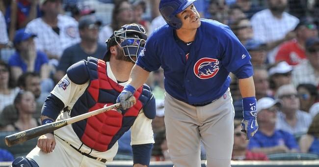 Arrieta shines, homer-happy Cubs beat Braves 8-2