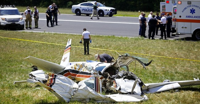 Names in Tennessee small plane crash released