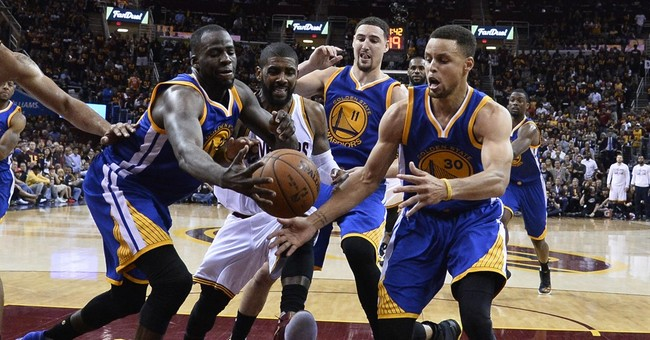 Draymond Green expects to watch Game 5 next door in Coliseum