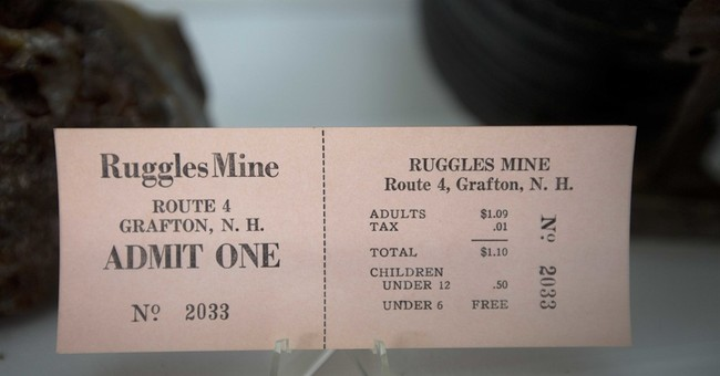 213-year-old mica mine, now a tourist attraction, for sale