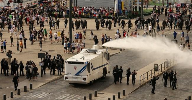 Lens prepares for invasion of British fans at Euro 2016