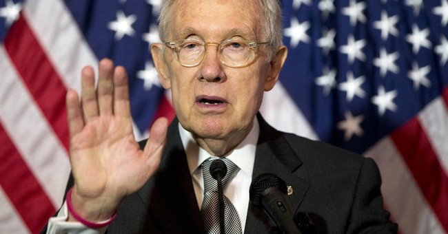 Harry Reid striving to win 1 last campaign before he retires