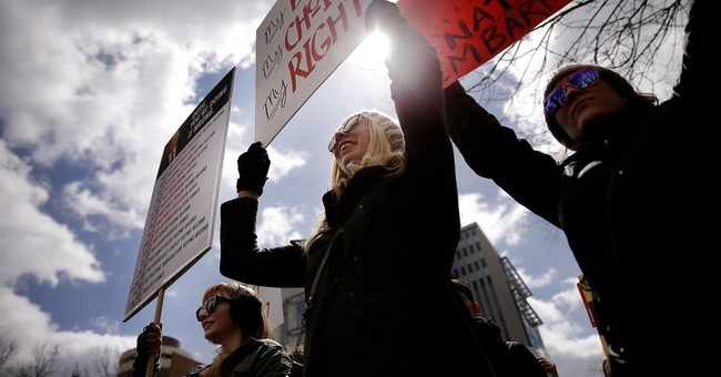 A look at the attempt to block Indiana's new abortion law