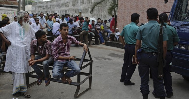 Bangladesh arrests over 5,000 in crackdown on extremists