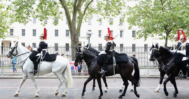 UK: Queen's birthday celebrations ends with street party