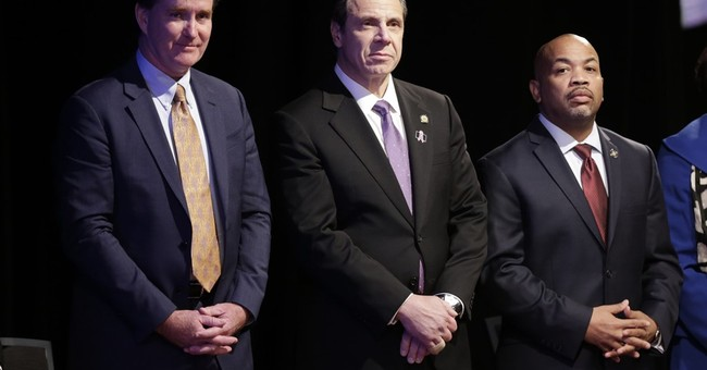 New York could end session without addressing corruption