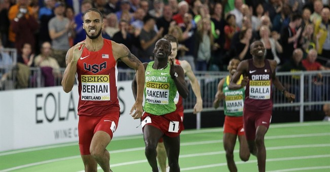 Sponsorship dispute could keep Boris Berian home from Rio