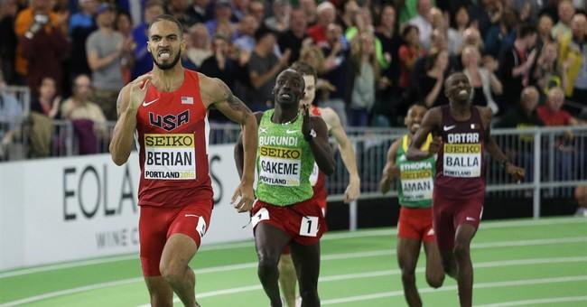 Sponsorship dispute could keep Boris Berian home from Rio