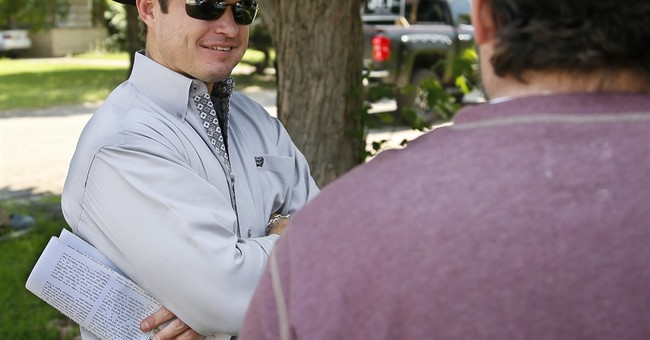 Cowboy brothers ride 'Amazing Race' fame, run for office