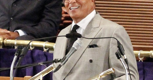 Farrakhan details Muhammed Ali's ties to Nation of Islam