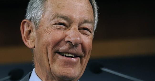 Former GOP senator and Ohio Gov. George Voinovich dies
