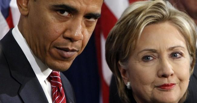 Clinton, Obama prove Democratic dependence on nonwhites