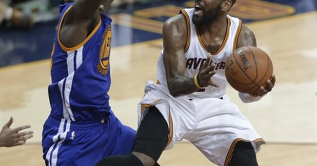 With Green suspended, Cleveland must seize Finals chance