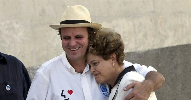 Rio mayor's star rose, and now is falling, with Olympics