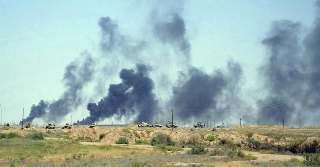 Iraq probes human rights violations in Fallujah offensive