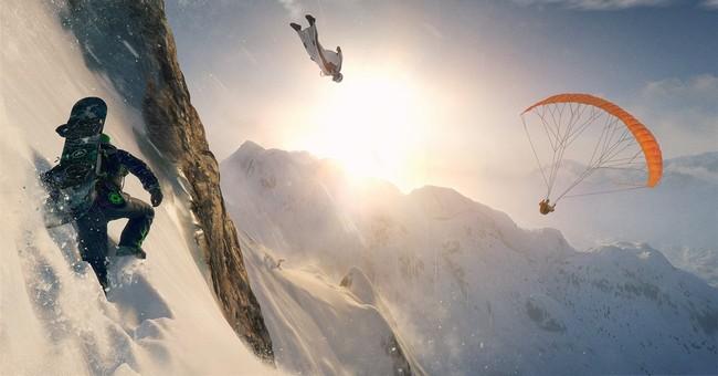 Ubisoft goes 'Steep' at E3