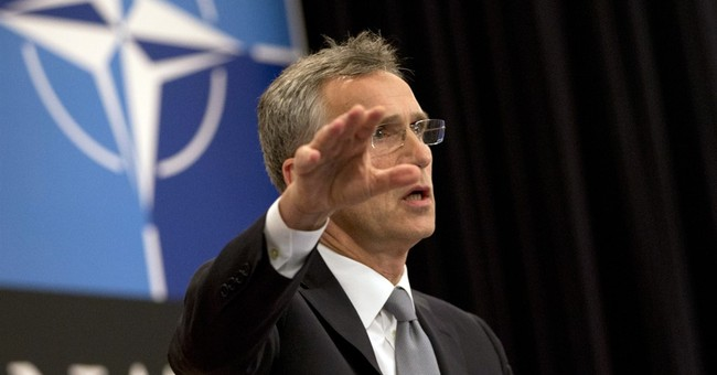 NATO chief: 4 battalions going to Baltic states, Poland
