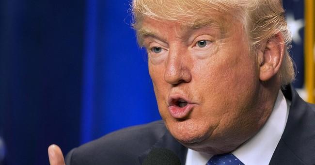 The Latest: Trump yanks Washington Post credentials