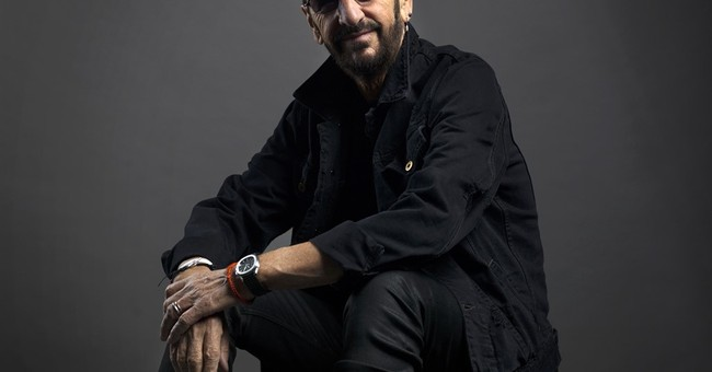 Amid tragedy, Ringo Starr wants to spread more peace, love