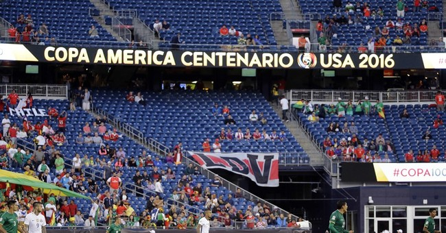 Copa America crowds below World Cup but above projections