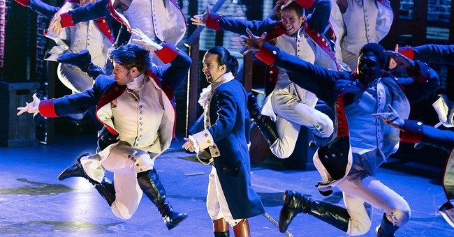 Hamilton books high on Amazon best-seller list