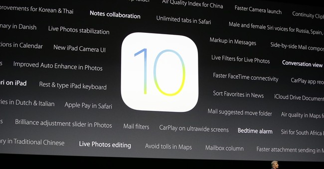The Latest: Siri updated in artificial-intelligence rivalry