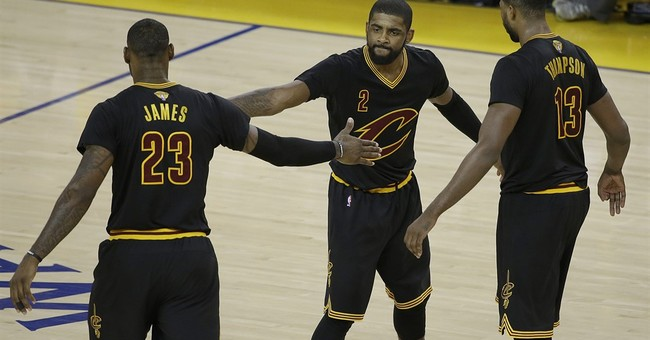 LeBron drops the hammer on Golden State to force Game 6