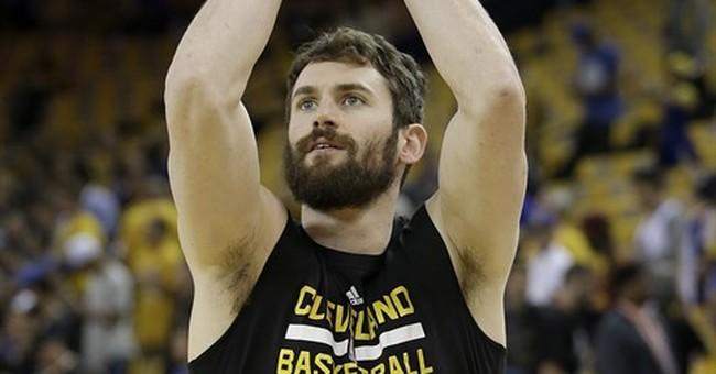 After 5 games of Finals, Love still seeking his rhythm