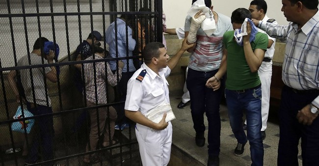 AP EXPLAINS: The Islamic State group's persecution of gays