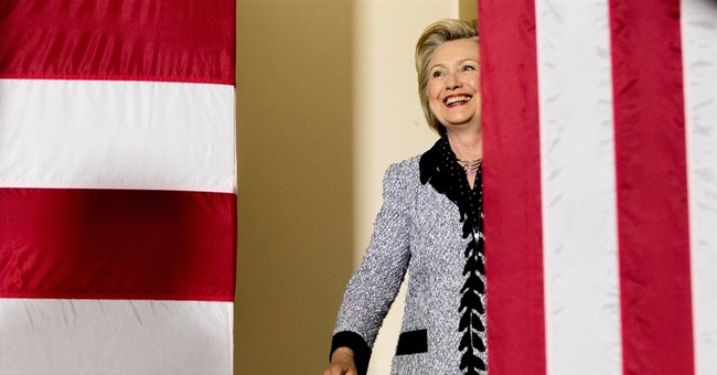 Hillary Clinton wins DC primary, as she meets with Sanders
