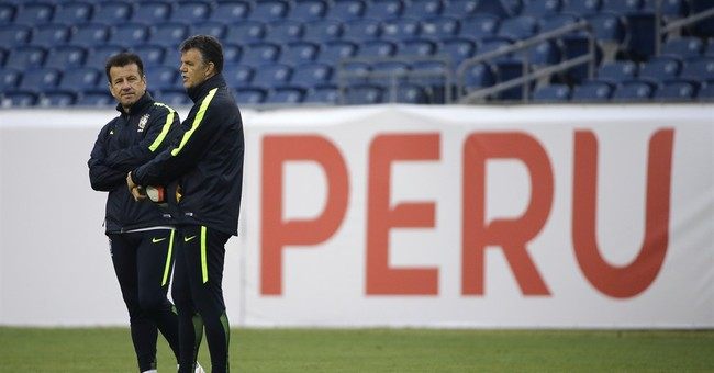 Brazil's football confederation fires coach Dunga
