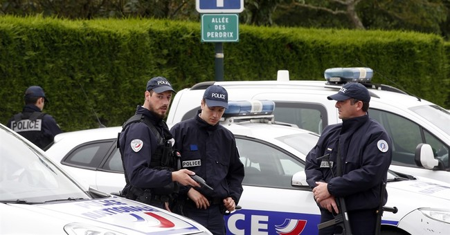 The Latest: Facebook working with French authorities