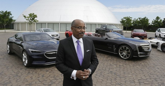 5 questions for retiring GM design chief Ed Welburn