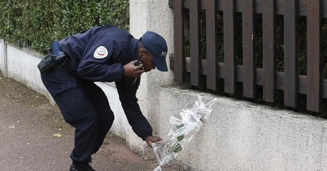 France stabbing suspect: 'I just killed a police officer'